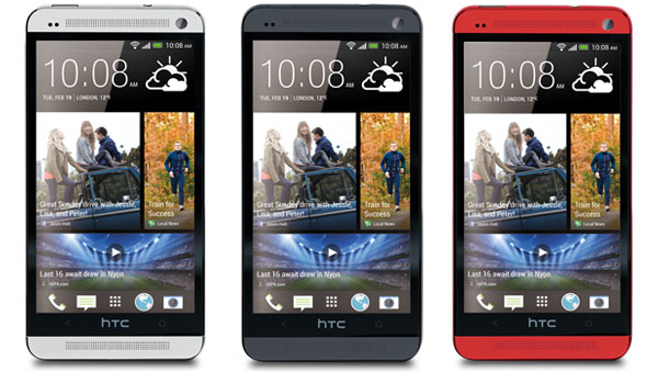 HTC Sync Manager ,của iPhone sang HTC One
