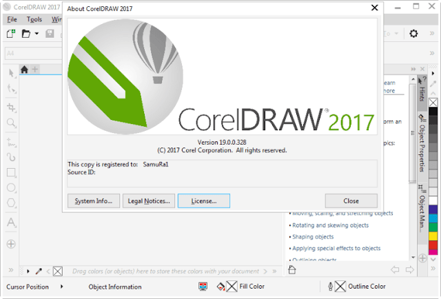 CorelDRAW Graphics Suite 2018 v19.0.0.328 Full Crack + Patch