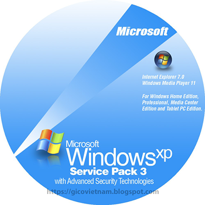 Download Windows XP Professional 64 bit Edition ISO từ Microsoft