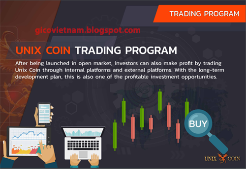 trading unix coin