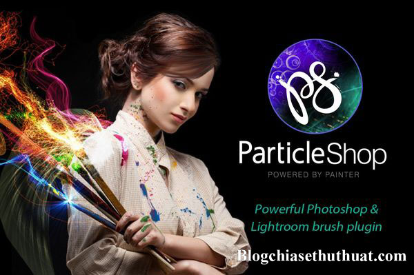 Corel ParticleShop 1.3.0.570 Plugin + Brush Packs (Photoshop & Lightroom)