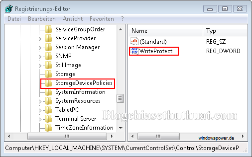"""Cách khắc phục lỗi """"The disk is write protected"""" hiệu quả"""